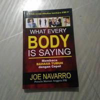 What Everybody is Saying - Membaca Bahasa Tubuh dgan Cepat Joe Navarro