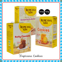 Tropicana Slim Cookies Snack Camilan Diet / Penderita Diabetes