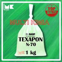 TEXAPON N70 - SLES merk BASF - Bahan Sabun 1 kg