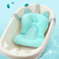 Bantalan bath tub bayi baby shower seat suport mat - bc - 201