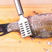 Alat Pembersih Sisik Ikan Bahan Stainless 1DD180