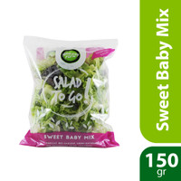 Salad To Go Sweet Baby Mix 150 gr