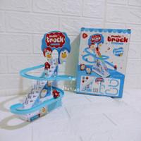 Penguins Track - Mainan Pinguin Tangga Seluncur - Mainan Edukatif Anak