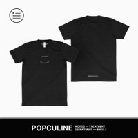 T-SHIRT POPCULINE / LOW SPACE FOR SAD MEMORY