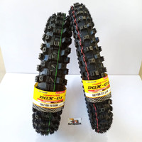 Ban Luar Depan belakang Dunlop DGX 01 18 21 Cross Trail