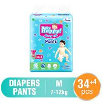 BABY HAPPY PANTS M34+4