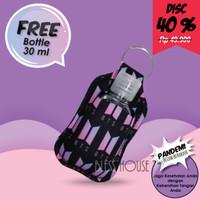 Hand Sanitizer Holder BTS / Gantungan Tas Dompet Travel BTS Korea