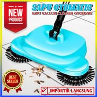 Super Broom Sapu Otomatis Tanpa Listrik Ringan