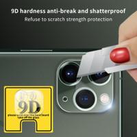 Anti Gores Kamera iPhone 12 Pro Max Tempered Glass Full Lens Camera