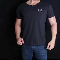 T-shirt V Neck | Kaos V Neck | Kaos Pria V Neck