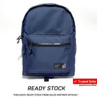 Tas Backpack By Nama Lite No.302 NAVY - Warranty Lifetime (Unisex)