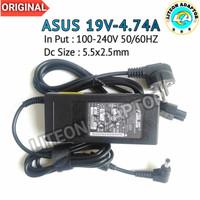 Adaptor Charger Laptop Asus A52 A52F A53E A53S A53SV A53U F450CC 90W