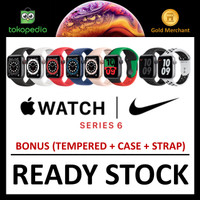 Apple Watch Series 6 2020 44mm Nike RED/Blue/Gray Black/Gold Pink Band