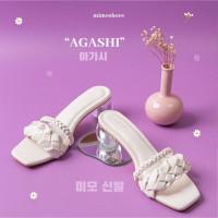 AGASHI sandal - Putih, 37