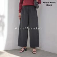 Daily Kulot Wanita Bahan Jersey Premium Strech