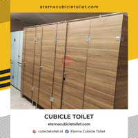Phenolic Cubicle Toilet   Kubikal Phenolic   Fenolik   Partisi Toilet