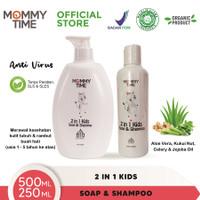 MT Kids Shampoo & Body Soap (2in1) [500mL+250mL]