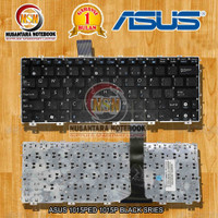 Keyboard Laptop Asus eepc 1015, 1025, Asus X101, Seashell Warna Hitam