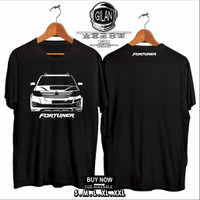 Kaos Baju Mobil Fortuner VRZ Racing Otomotif - Gilan Cloth