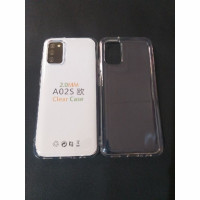 Case Silicon Samsung A02S Softcase Bening Clear 2.0MM