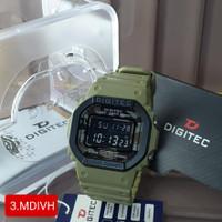 Jam Tangan Digital Pria - Digitec DG 6024 MDIVH - Jam Tangan Rubber