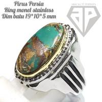 cincin batu pirus Persia naizabur 005