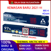 Arctic Cooling MX-4 MX4 Thermal Compound Paste 4 Gram Thermal Paste 4g
