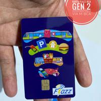 Kartu flazz BCA / kartu flazz bca Gen 2