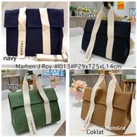 Tas Marhen J Roy L013 Premium / Hand Bag Kanvas / Fashion Bag import