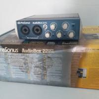 Sound Card Presonus AudioBox 22VSL, termurah!!