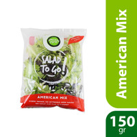 Salad To Go Amercan Mix 150 gr