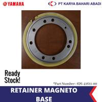 Yamaha Genuine Parts 676-41611-00 RETAINER MAGNETO BASE