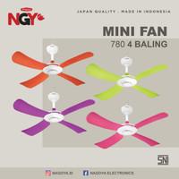 Kipas Angin Gantung Mini NAGOYA Portable Mini Heli Fan | NGY NG780