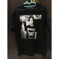 T Shirt Kaos Baju Seringai Raisa Original