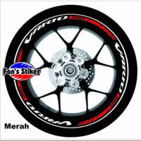 cutting stiker lis roda motor vario 110 125 150,velg vario murah - mer