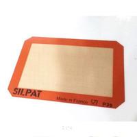 SILPAT Silicone Mat / Alas Baking Silikon Anti Lengket / Original - 29.5x20.5cm