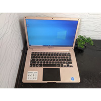 Laptop Axioo Mybook 14 Celeron N3350 3GB Windows 10 Bisa Zoom Second