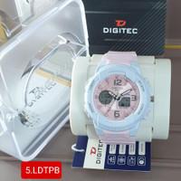 Jam Tangan Wanita Digitec 2111 /DG 2111 LDTBRLPT Rasa CASIO BABY-G