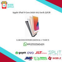 Apple iPad 8 8th Gen 2020 10.2 inch 32GB Wifi Only BNIB