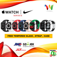 Apple Watch Series 6 2020 44mm 40mm Nike RED/Blue/Gray Black/Gold Pink