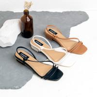 Pluvia - ALMA Sandal Heels Tali Wanita Hak 3 Cm