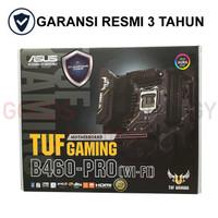 ASUS TUF GAMING B460-PRO WIFI (Socket LGA 1200, Gen 10)