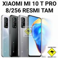 Xiaomi MI 10T Pro 8/256 MI 10 T Pro Ram 8 Internal 256GB Resmi TAM - COSMIC BLACK