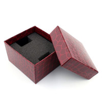 Kotak Jam Tangan Watch Box Motif Kulit - SZJNS