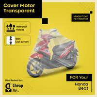 Cover Motor MURAH / Sarung Motor Beat WATERPROOF TEBAL Not URBAN