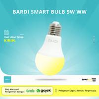 BARDI Smart LED Light Bulb WW 9W Wifi - Dim CCT