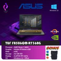 Asus TUF FA506QM-R736BG-O Ryzen 7 5800 8GB 512ssd RTX3060 6GB