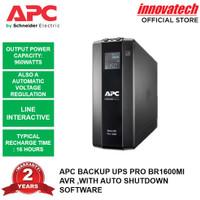 APC BR1600MI UPS PRO 1600 1600VA 960WATT LCD Display