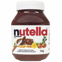 Selai Nutella spread 1 kg Nutella 1000 gram