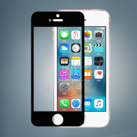 Tempered Glass Screen Protector IPhone 5/5S/5 S/5SE/5 SE Anti Gores